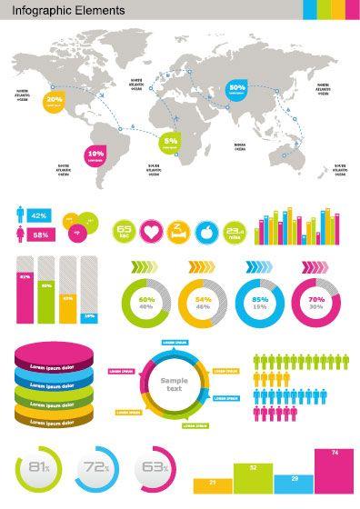 Figurine clipart data chart Elements on by set @deviantART
