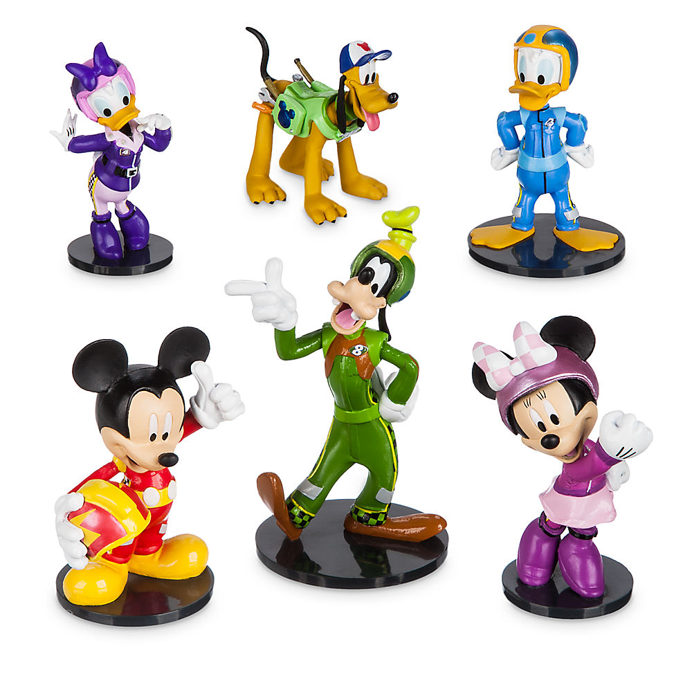 Figurine clipart data collection Play Set Play Disney Racers
