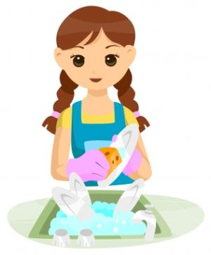 Figurine clipart depression Feel dishes Overwhelming? a