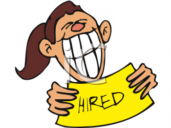Figurine clipart employee Panda hire%20clipart Clipart Free Person