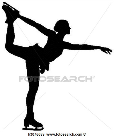 Figurine clipart figure skater Clip Art Clipart Free figure%20clipart