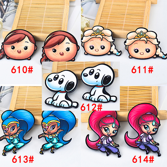 Figurine clipart hair Patch crafts dog DIY resin