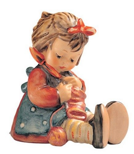 Figurine clipart historical One best Knitting knit Figurines