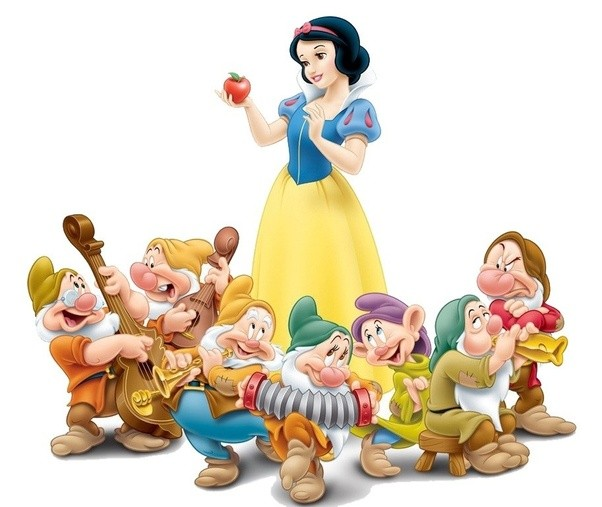 Figurine clipart interpretation Also Disney like his book