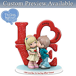 Figurine clipart love  Moments After Will The