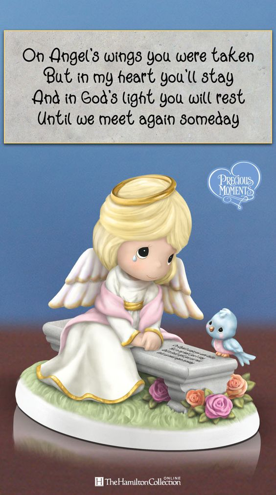 Figurine clipart memory Precious Loved  ones Products