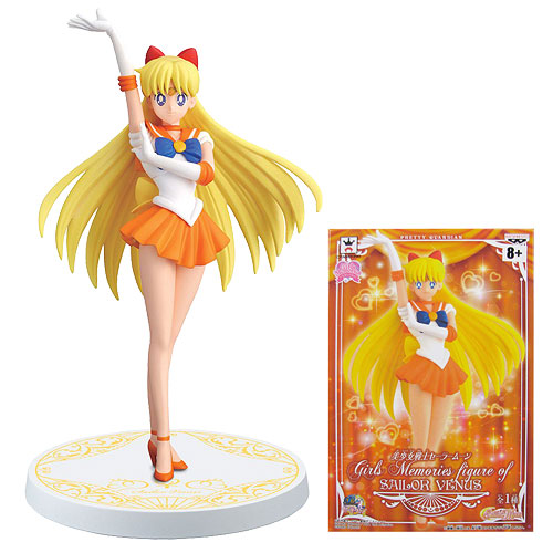 Figurine clipart memory Girls Moon Statue Sailor Sailor