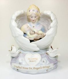 Figurine clipart memory loss Rock Memory Stone Condolence Angel