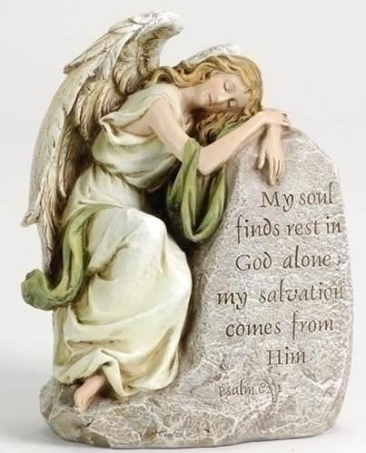 Figurine clipart memory loss Of comfort prayer 7 angel