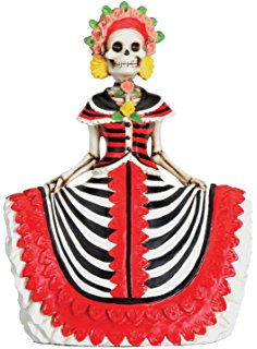 Figurine clipart mexican Mexican Blue Amazon Sculpture Skeleton