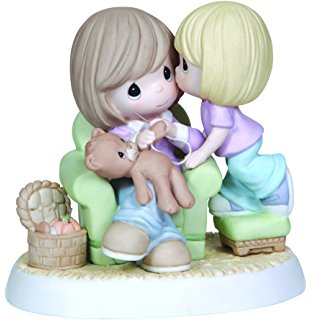Figurine clipart mother Amazon Bisque com: Blessed Figurine