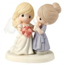 "Figurine clipart mother Mother Bride"" and y Porcelain"