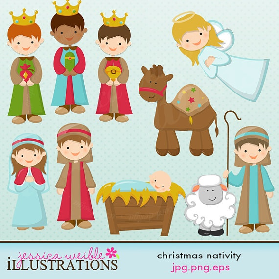 Figurine clipart nativity Pinterest 757 best on Nativity