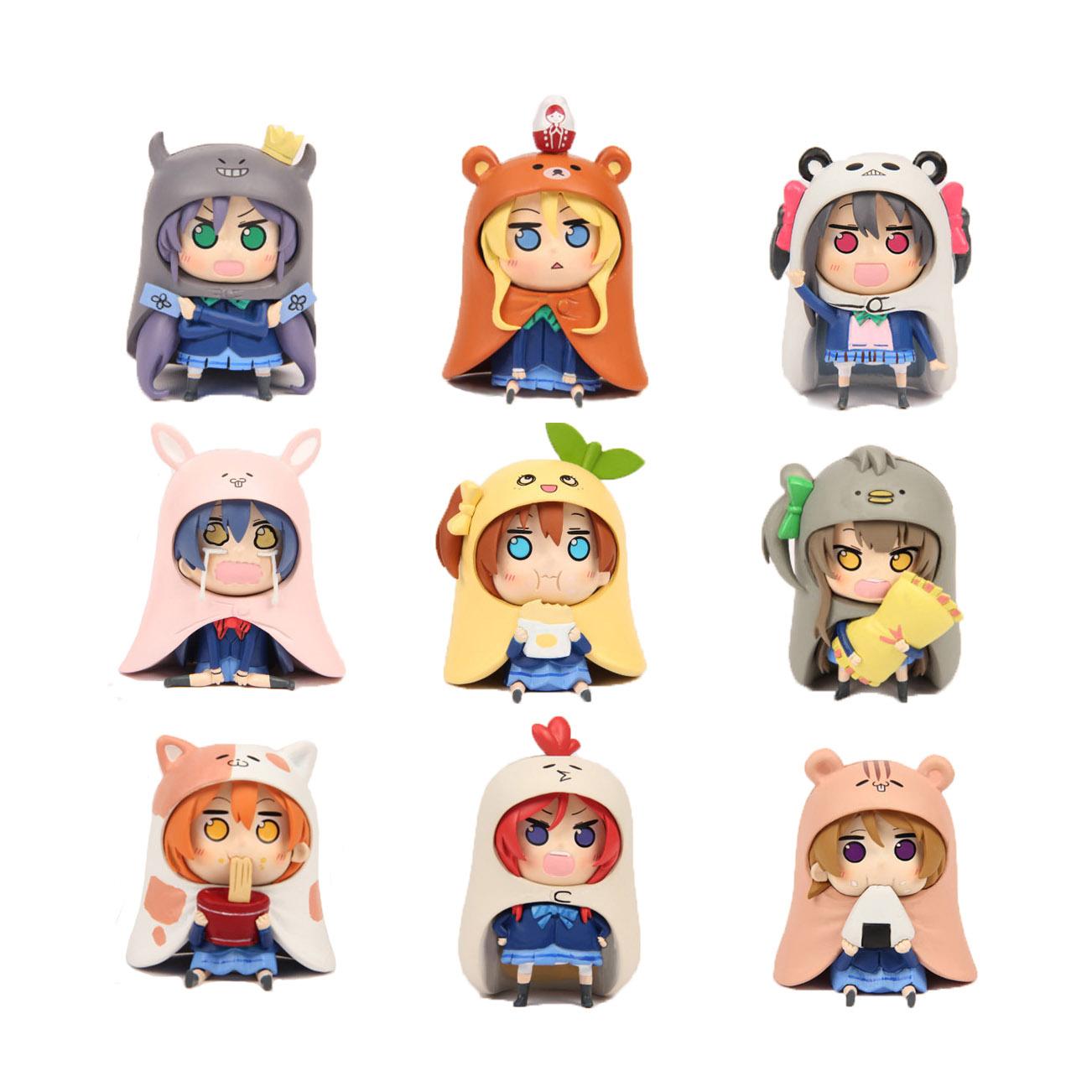 Figurine clipart organik Jepang Gambar Beli Doma Umaru