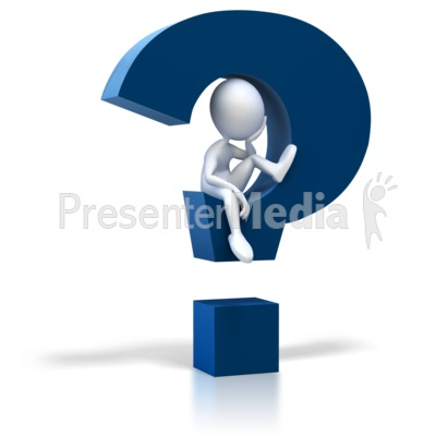 Figurine clipart question mark Stick Question Question and Figure