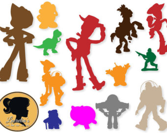 Figurine clipart silhouette Files SVG clipart clipart Toy