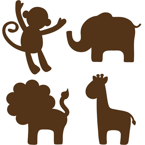 Animl clipart easy Wall Jane#_a5y_p=870099#_a5y_p=870099#_ Silhouettes animal art
