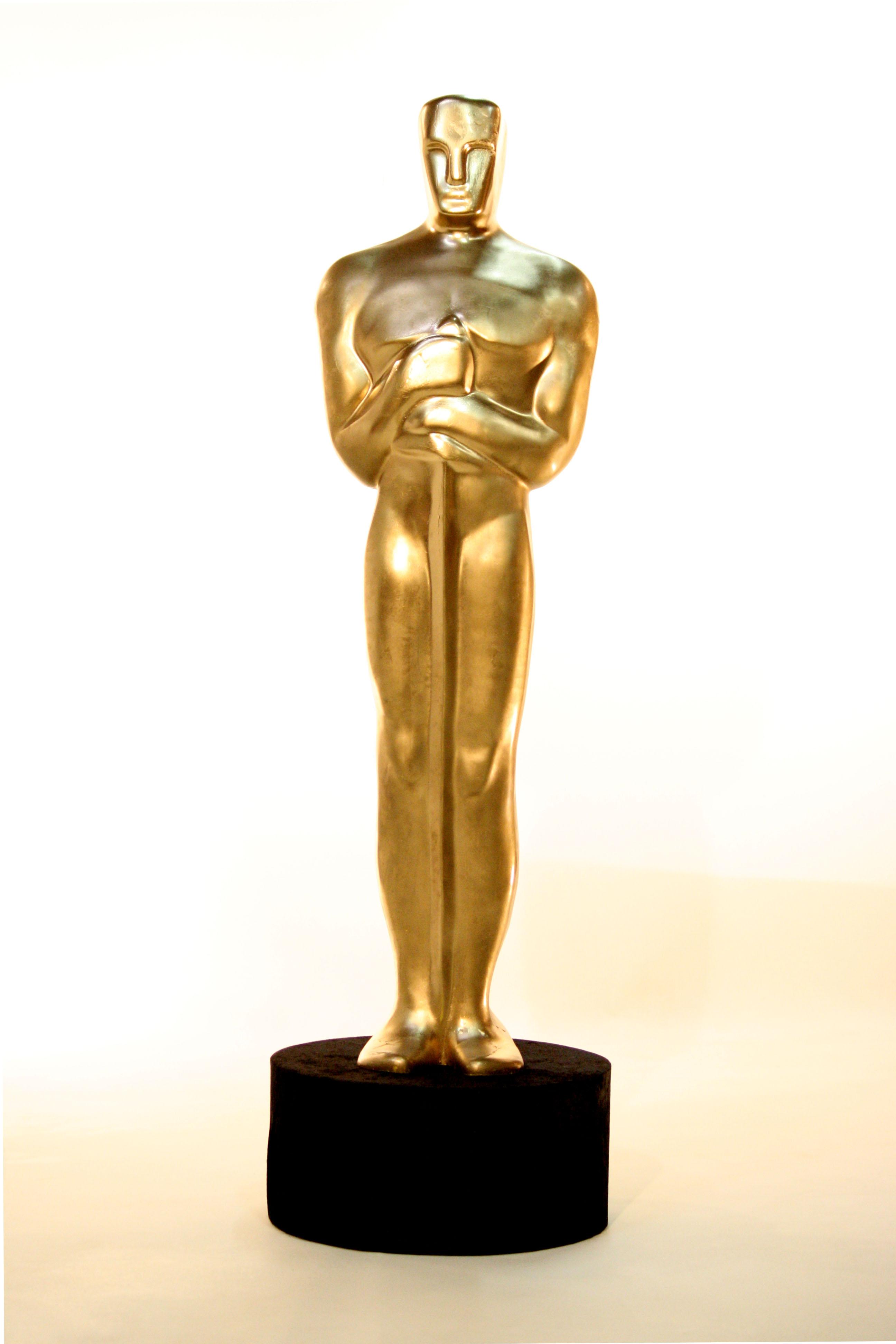 Trophy clipart nomination Statue clipart Oscar Clipart