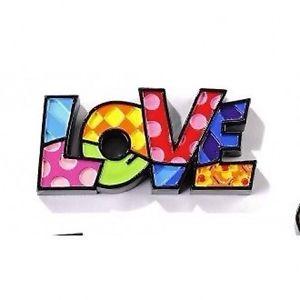Figurine clipart word MINI LOVE ROMERO ITEM WORD