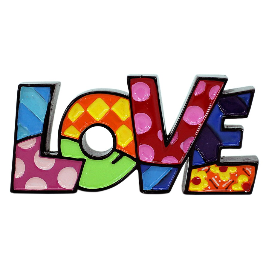 Figurine clipart word FIGURINE LOVE MINI WORD FIGURINE