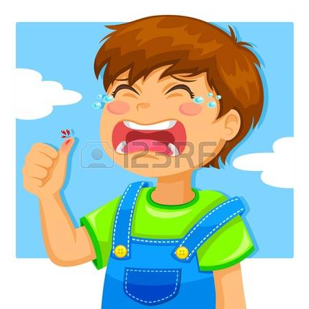 Finger clipart hurt Illustration collection and Wound Vector