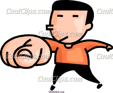 Finger clipart pointing man #6