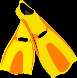 Fins clipart large fish Com Clker Clip vector Fins