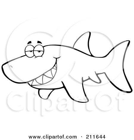Fins clipart baby shark Images Panda Shark Clipart Fin