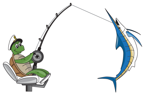 Adventure clipart family fishing Adventure before Fin fishing scheduled