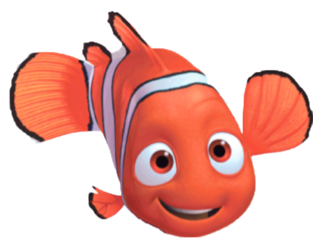 Fins clipart blue animal Nemo Clipart Characters Nemo Finding