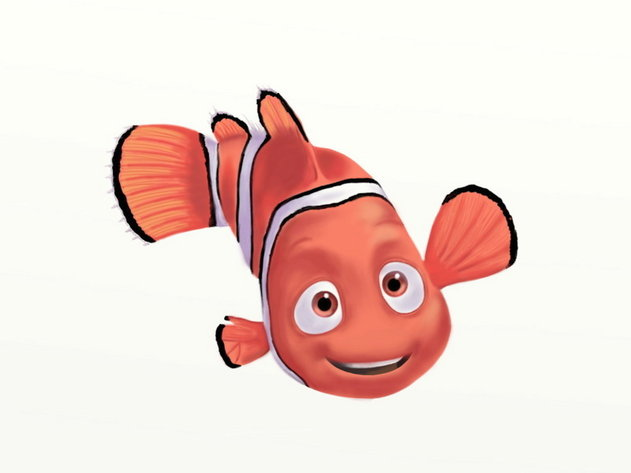 Fins clipart fish nemo Journey Movies epic Finding Friendly