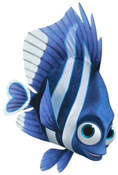 Fins clipart fish nemo And Be who Maite n