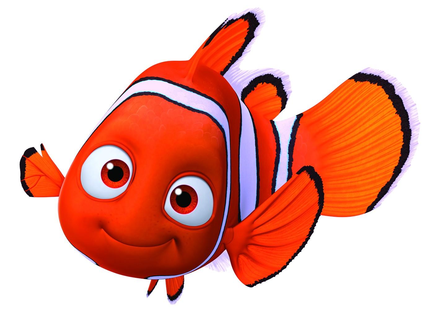 Fins clipart fish nemo IMAGIXS Clip on Clipart colorare