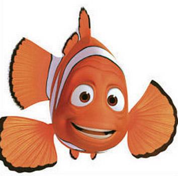Fins clipart fish nemo BeeMinor Marlin Series 05 Finding