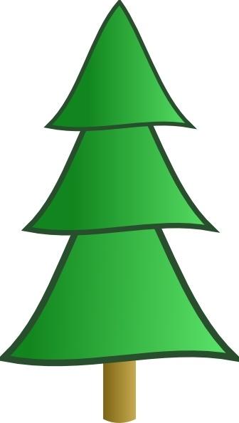 Drawn fir tree simple Tree Tree  Fir in