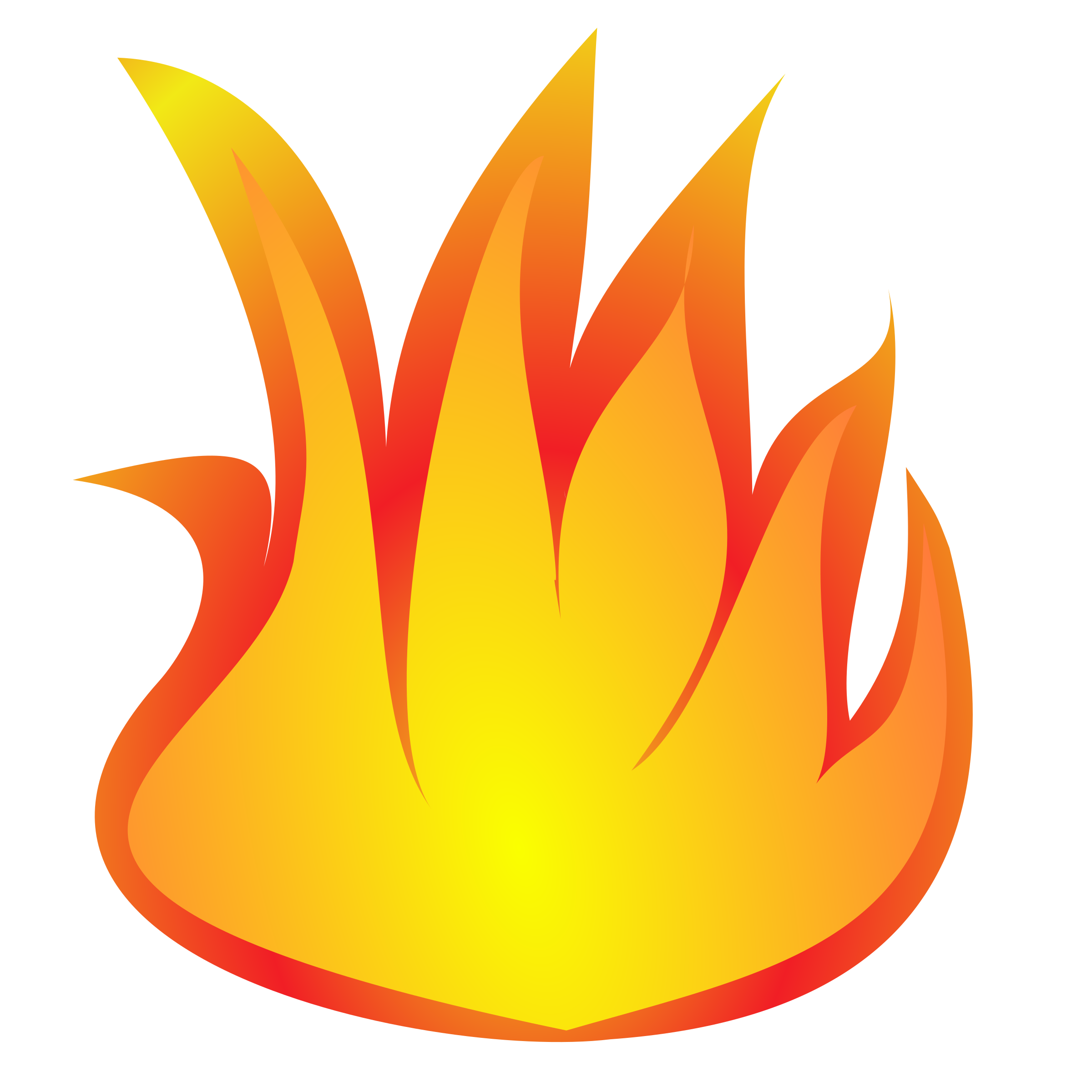 Flames clipart printable Ii fire com image Cliparting