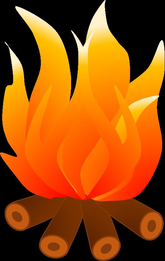 Fire clipart Cartoon Cliparting fire com images