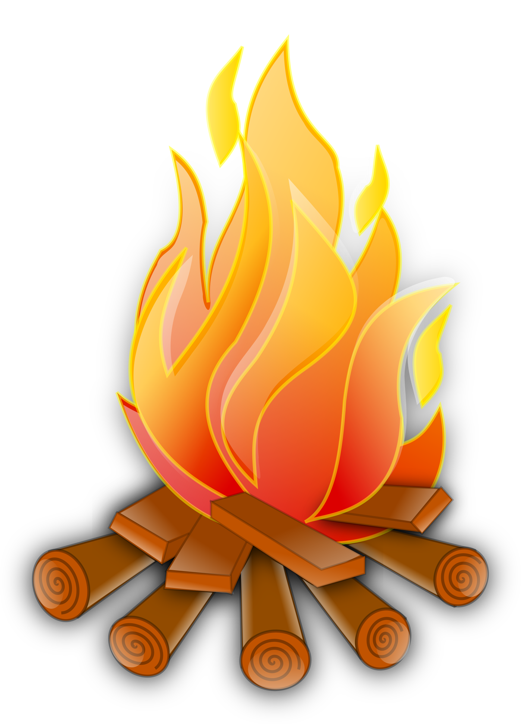 Wood clipart animated Fire Clipart flame clip fire