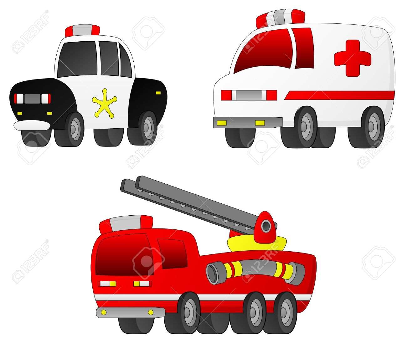 Emergency clipart police car Clipart Services Emergency Download Services