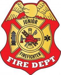 Fire Truck clipart badge #10