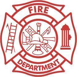 Fire Truck clipart badge #9