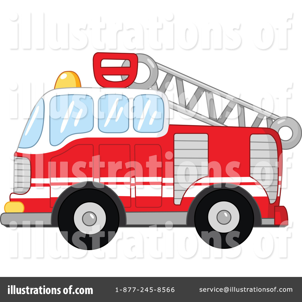 Fire Truck clipart commercial Illustration Fire #1080347 Clipart Free