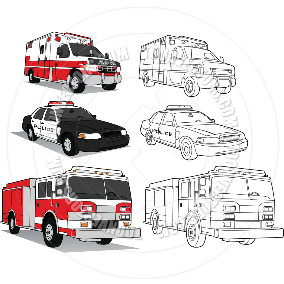 Emergency clipart police car Clipart Clipart Emergency Emergency response
