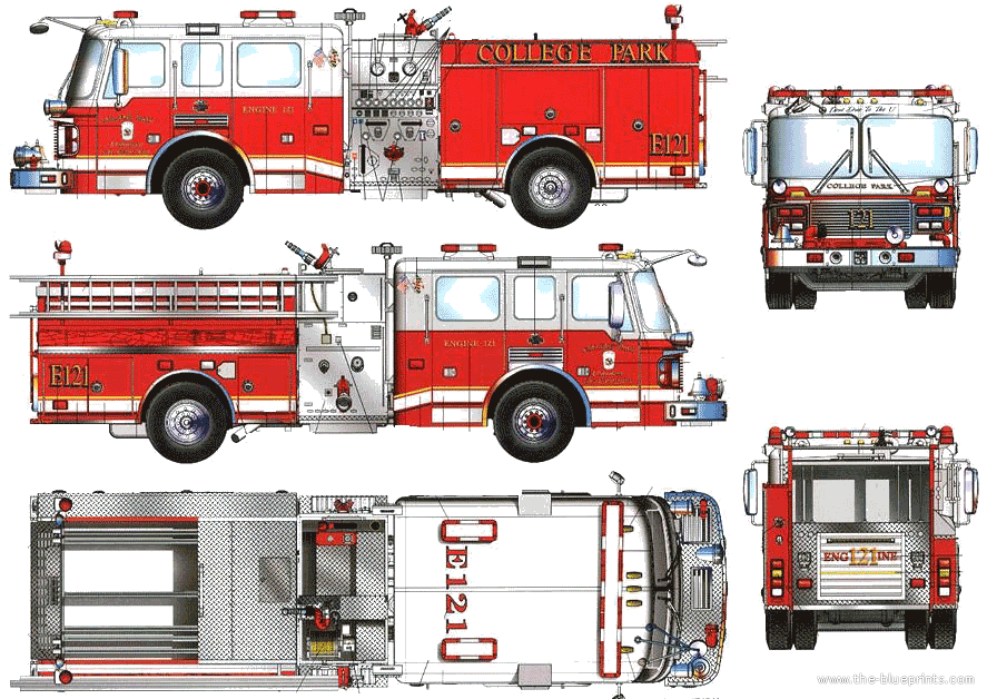 Fire Truck clipart taxi car Truck · Search drawing Search