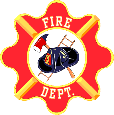 Firefighter clipart fire department Free concept clipart station department