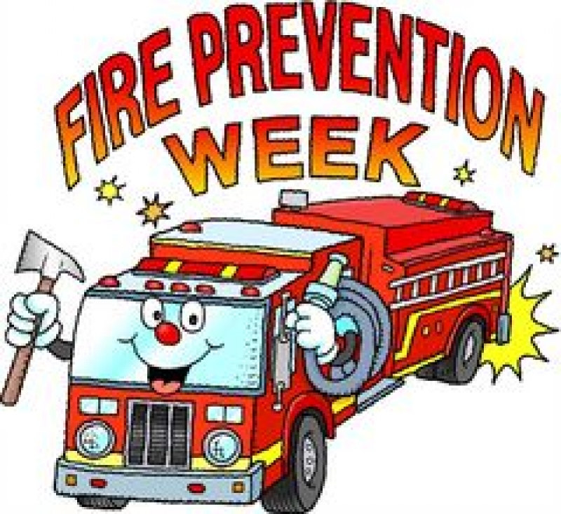 Fire Truck clipart fire prevention Week Fire 2016  MyPelham
