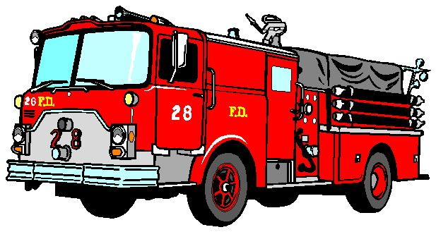 Fire Truck clipart firefighter tool Firemen and fire clipart fighters