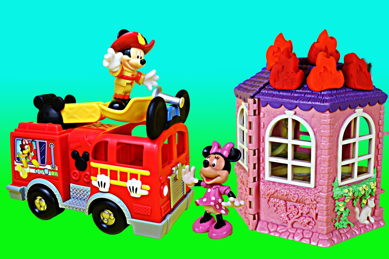 Fire Truck clipart house fire #6