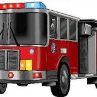 Fire Truck clipart taxi car Clipart Truck Fire Of Images