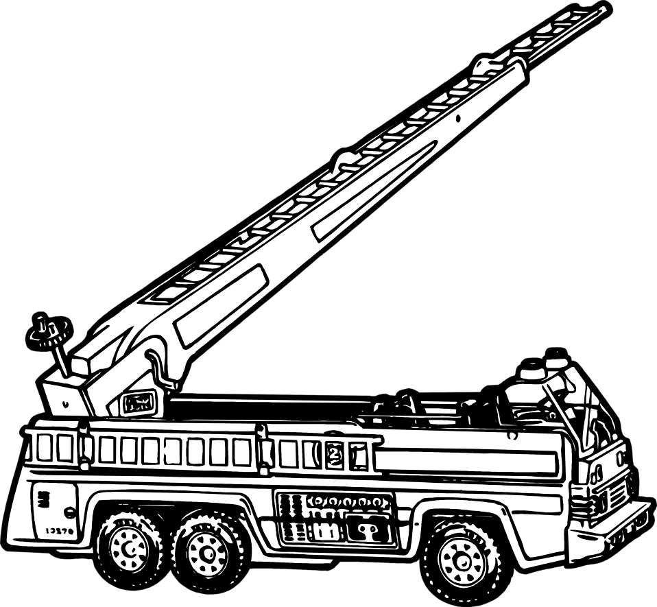 Fire Truck clipart toy truck Free a engine of toy